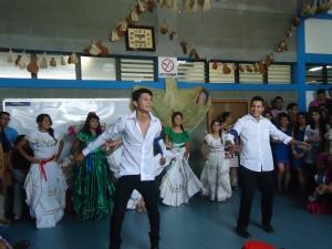 """Bailando con """"el encarguito"""""""